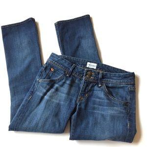 Hudson Jeans Crop Beth style